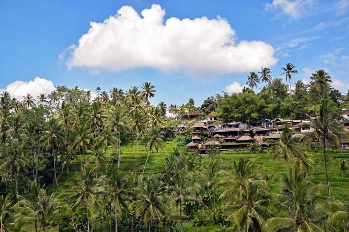 Tjampuhan's Sacred Hills